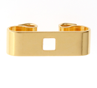 CLIPS - GOLD 17x6mm image