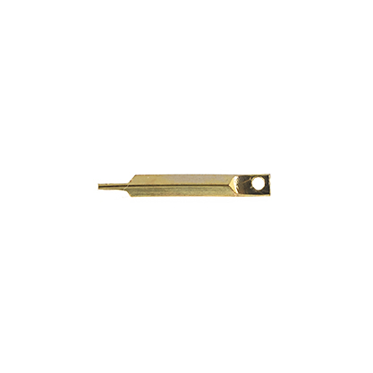 CONNECTOR PINS 15mm GOLD image