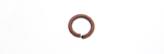 JUMP RING 19ga ANT COPPER 6.5mmID/8mmOD APPROX 570 PCS image
