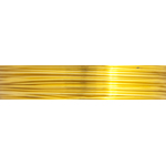 Soft Flex Craft Wire 20ga 25ft Silver Plated Yellow image