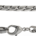 "CHAIN 18"" NICKEL SILVER OX NICKEL FREE image"