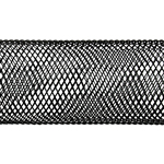 NYLON MESH TUBING 16mm BLACK image