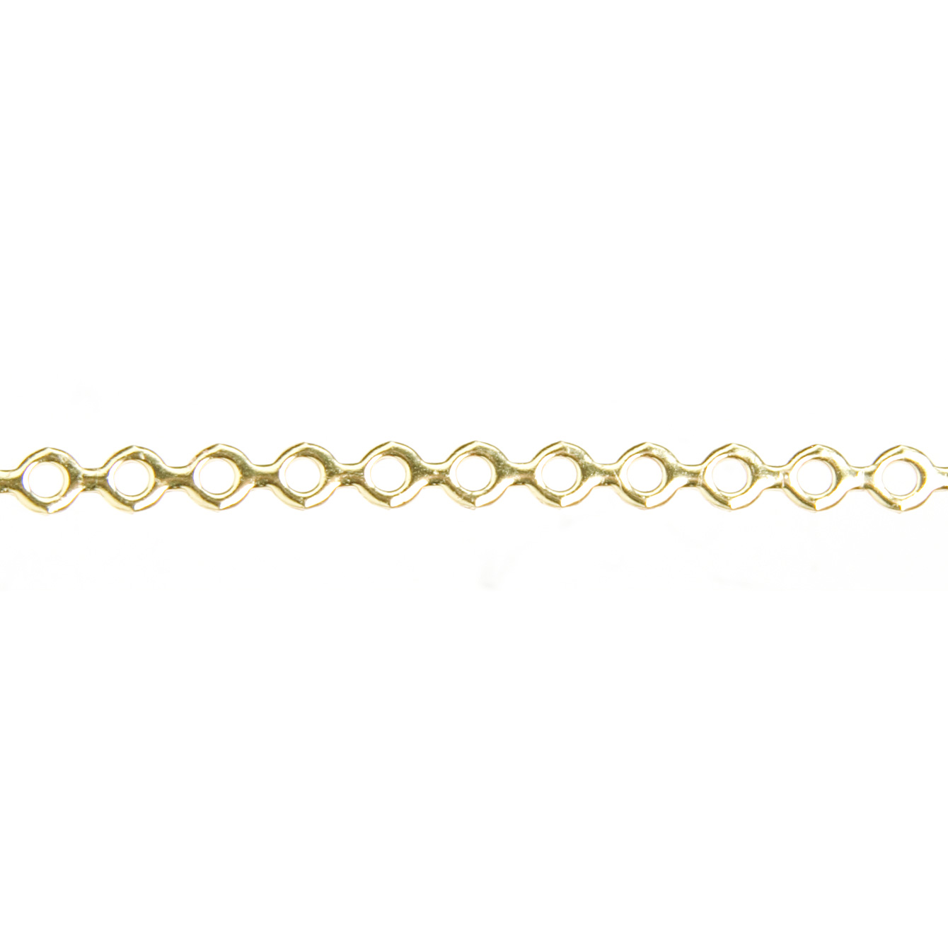 Coupling Bar 20cm Yellow Gold LF/NF image