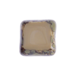 F/P 15x15mm Cut Square Light Brown Beige Marble Edge image