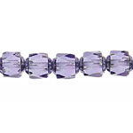 F/P Lantern 6MM Alexandrite Silver Coated Ends image