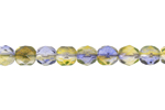 F/P 4mm TR. YELLOW MAUVE TWO TONE image