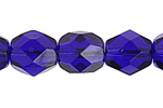 F/P 7mm TRANSPARENT COBALT BLUE image