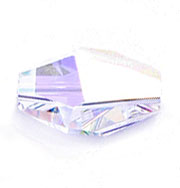 Swarovski Bead 5203 Polygon 18x12mm AB Crystal 72pcs image