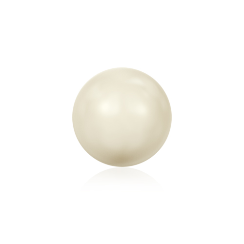 Swarovski Bead 5810 Crystal Pearl 2mm Cream 200pcs image