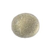 Glass Bead Oval 20x18mm Opaque Metallic Gold image