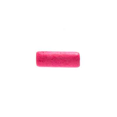 CERAMIC AROMA BEAD CYLINDER 6X16MM BUBLE GUM - PINK image