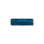 CERAMIC BEAD CYLINDER 17x5MM BLUE image