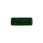 CERAMIC BEAD CYLINDER 17x5MM DK. GREEN image