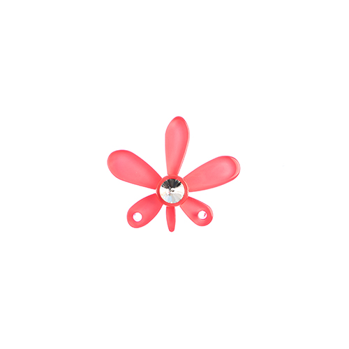 Trop Punch Flower Link 43mm Orchid Ipanema 1pc image
