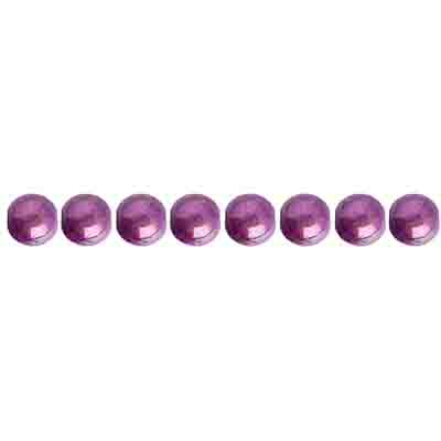 Miracle Bead Round 4mm Transparent Mauve image