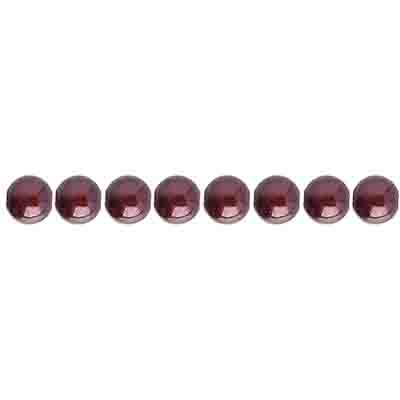 Miracle Bead Round 4mm Transparent Coffee image