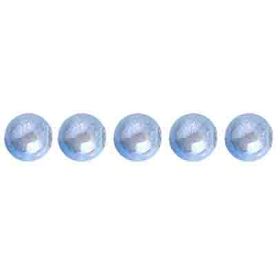 Miracle Bead Round 6mm Transparent Icy Blue image