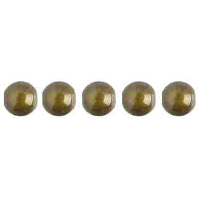 Miracle Bead Round 6mm Transparent Olivine image