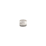 METAL BEAD 6x5.5x4mm RICESHAPE ANTIQUE SILVER L/FN/F image