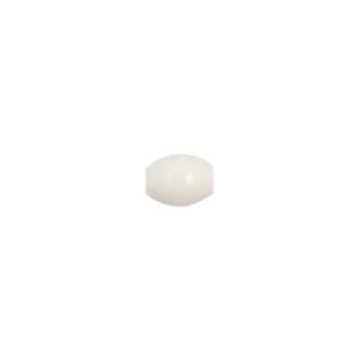 "HAIRBONEPIPES OVAL IVORY 0.25"" Worked on Bone image"