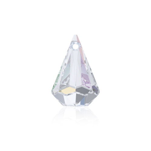 Swarovski Drop 6022 Raindrop 24mm Crystal AB 24pcs image