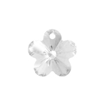 Preciosa MC Pendant 52-302 Flower 14mm Crystal AB 6pcs image