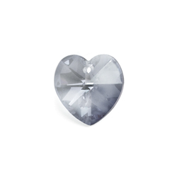 Preciosa MC Pendant 68-301 Heart 14mm Valentinite 12pcs image