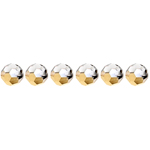 Preciosa MC Bead Reg.Cut 19-602 Round 5mm Aurum Halfcoat 32pcs image