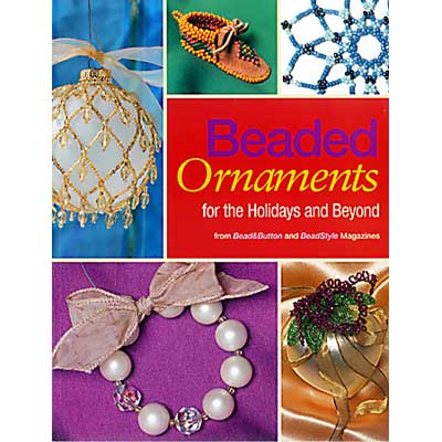 BEADED ORNAMENTS FOR THE HOLIDAYS AND BEYOND image