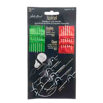 Multi-Purpose Needle Kit Assorted Beading/Glover/More image