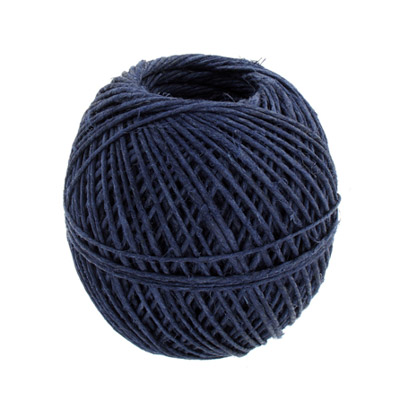 HEMP 20LB 85gms BLUE 325FT W/LABEL image