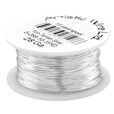 ART WIRE 18G Lead/Nickel Safe Stainless Steel image