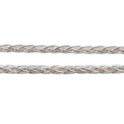 Beadalon Hybraid Braid Stainless Steel .46mmx 5yds image