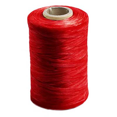 SINEW 8oz 800ft SCARLET 70lb test image
