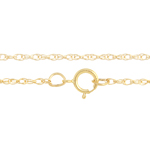 "GF 14KT NECKLACE ROPE 24"" image"