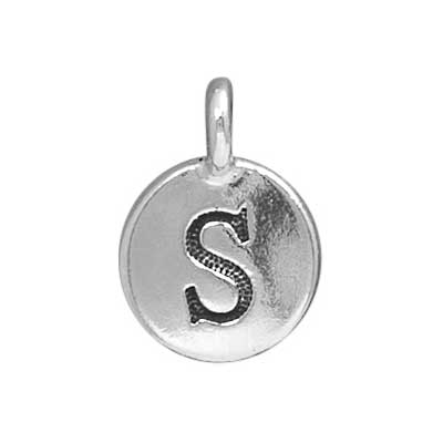 T.C. - Charms S Antique Silver image