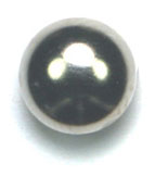 Garment Studs 9mm Dome Nickel Color image