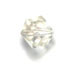 Bead M.C. Cube 6x6mm Crystal w/Diagonal Hole image