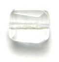 Bead M.C. Cube 6x6mm Crystal image