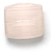 GLASS ATLAS BEADS 6x6mm PINK SATIN - STRUNG image