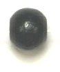 WOODEN BEAD ROUND 5mm BLACK image